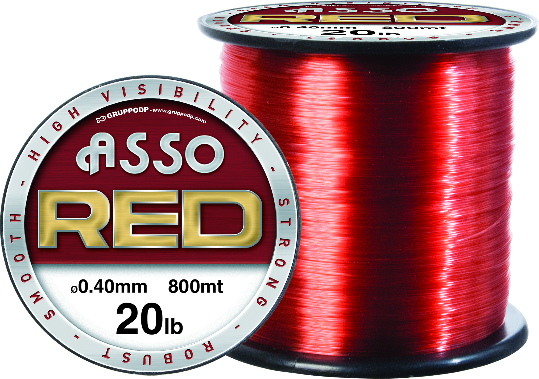 Asso product asso red fishing line for Red fishing line